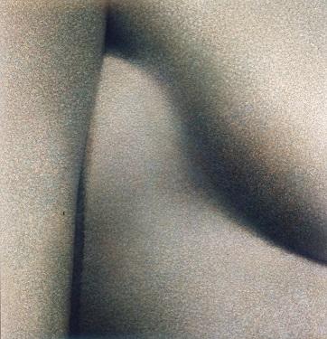 FRANCO SARNARI, Studio di prospettiva seno II, olio su tela (1976), LGT