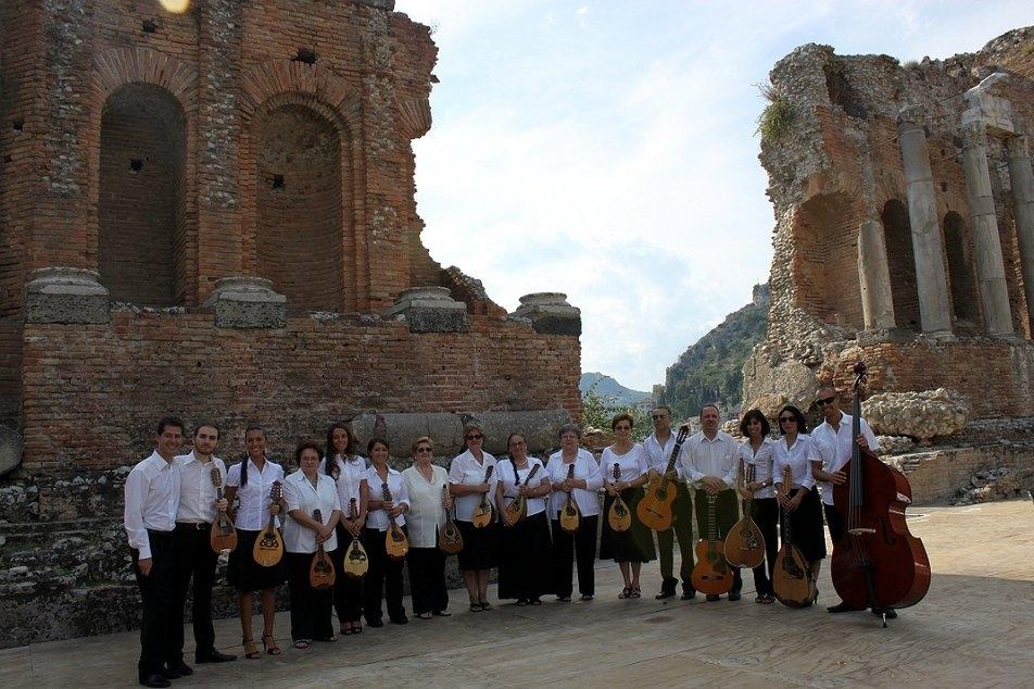 Orchestra a Plettro Città di Taormina